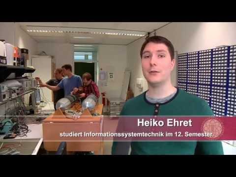 Heiko studiert Informationssystemtechnik an der Universität Ulm