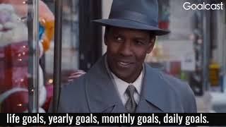 Inspiring Denzel Washington Speech about career goals   VIETSUB