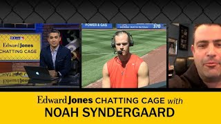 Chatting Cage: Syndergaard answers fans' questions