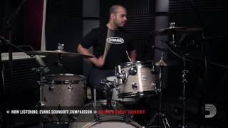 Evans Drumheads: SoundOff Drum Mutes