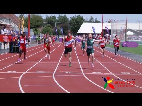 NatWest Island Games Jersey 2015 - Highlights