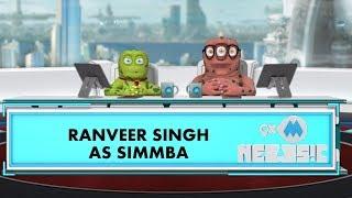 9XM Newsic | Simmba Teaser | Bade | Chote