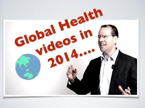 Global Health videos in 2014