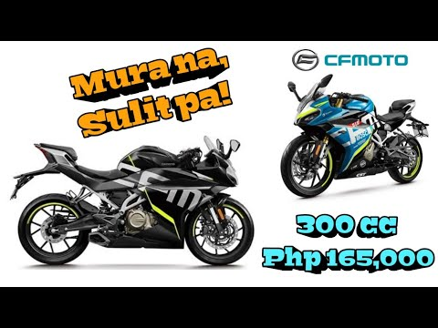New Model: 2020 CFMoto 300SR arriving in May! - Bike Review