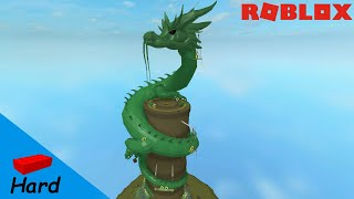 ROBLOX Speed Build / Japanese Dragon Statue #4 / Final