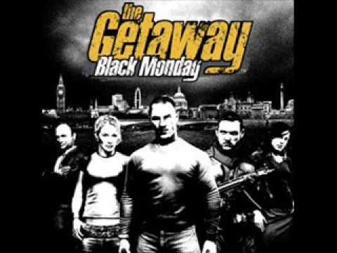 The Getaway Black Monday - Chase for Viktor and Nadiya MUSIC