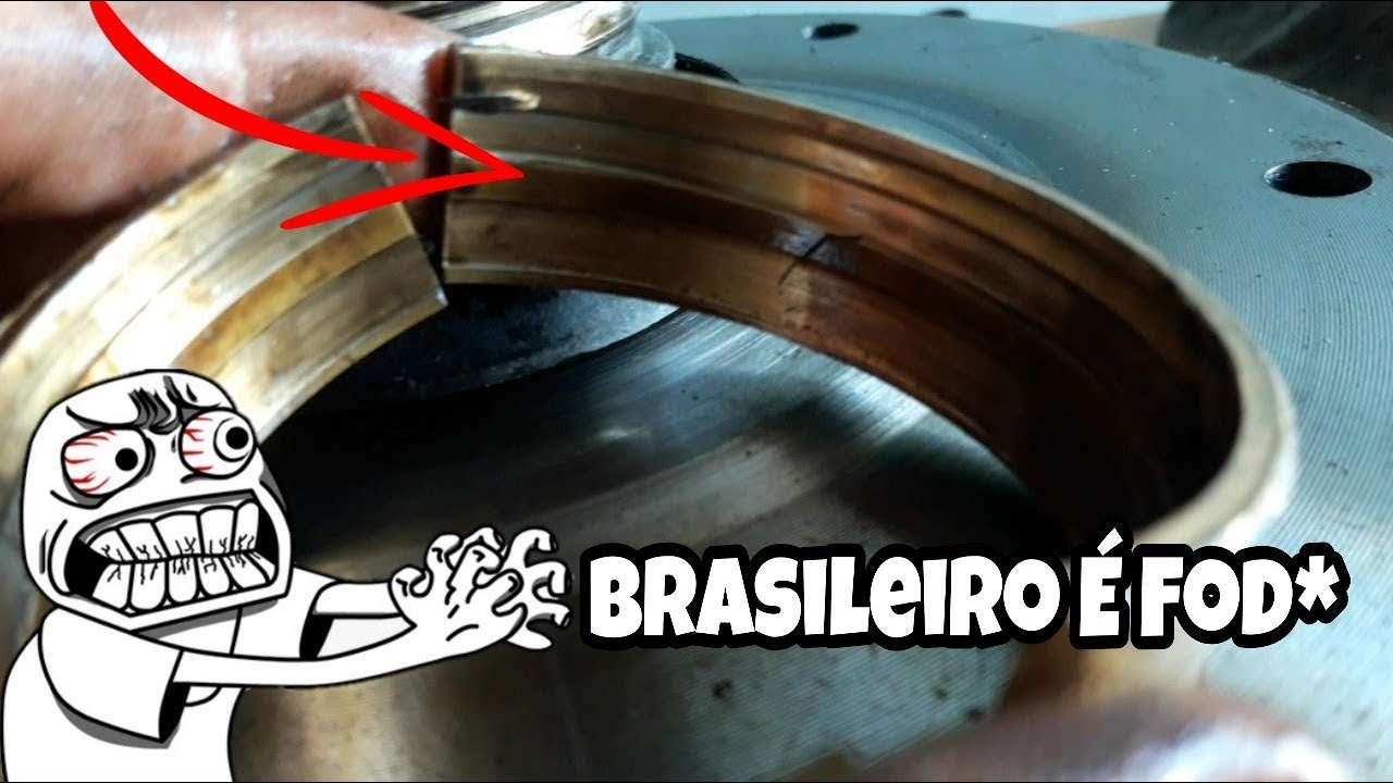 O Que Acontece Se Calçar O Motor Do Fusca, Brasilia, Variant...