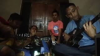 Download lagu Five Minutes - Bertahan (Akustik Cover)
