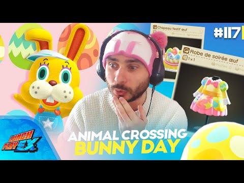 Les nouveautés de Pâques d'Animal Crossing | Le Lunch Play à la maison #117