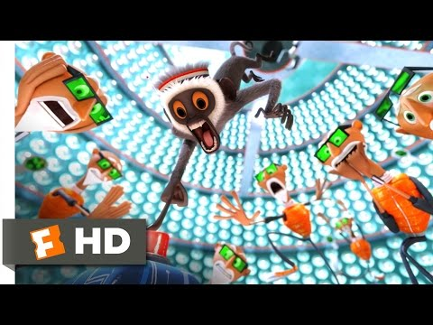 Cloudy with a Chance of Meatballs 2 - Time to Celebrate! Scene (9/10) | Movieclips