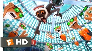 Cloudy with a Chance of Meatballs 2 - Time to Celebrate! Scene (9/10) | Movieclips thumbnail