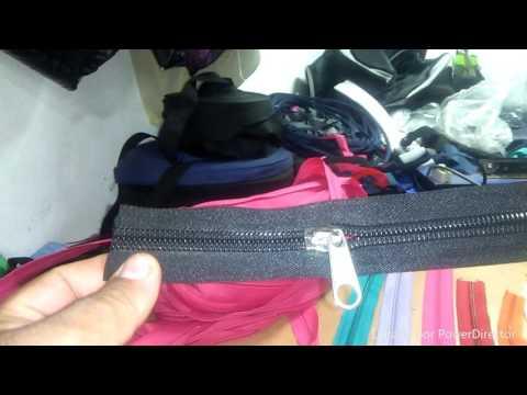 clases de cierre para bolsos maletines mochilas canguros monederos