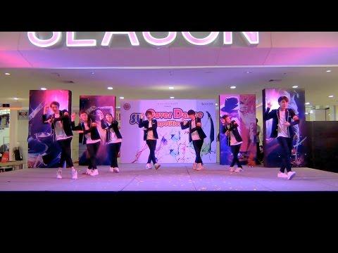 160123 Six Saint cover GOT7 - Stop stop it + Magnetic + Bounce @SU Cover Dance 2016