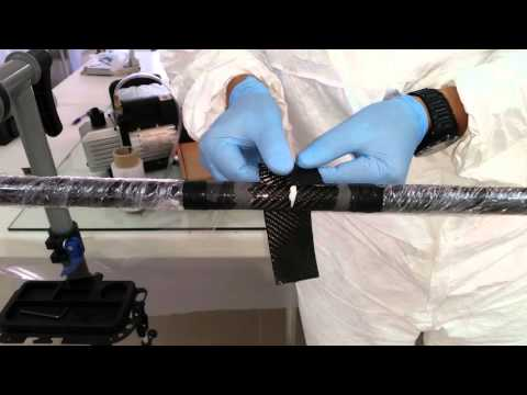 DIY Carbon Fiber Repair Kit and Step-by-Step Tutorial