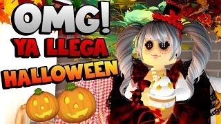 🕷️🎃 SECRETA ZONA! SPEAKING AND DELICIOUS DRINKS! - ROYALE HIGH - ROBLOX
