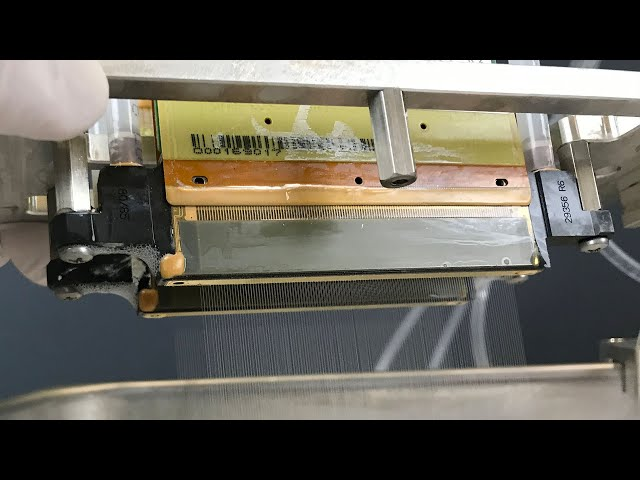 PHD15 Demo: Kornit (Spectra Q-Class/Polaris) Print Head Recovery