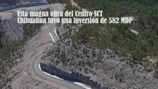 Modernización San Rafael-Bahuichivo