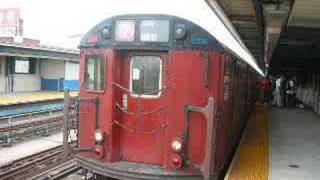 Remember the NYC Redbird Subways