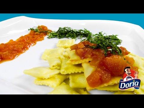 ravioli carne doria napolitana