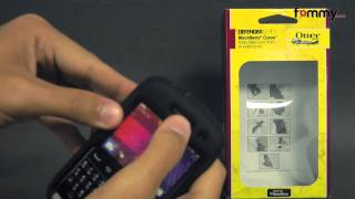 OtterBox Defender Series Case for BlackBerry Curve 9350/9360/9370 Review in HD