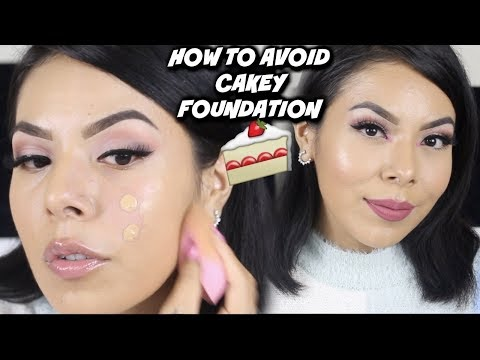 HOW TO AVOID CAKEY FOUNDATION!