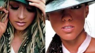 Christina Aguilera vs. Alicia Keys VOCAL BATTLE: Note by Note Belts