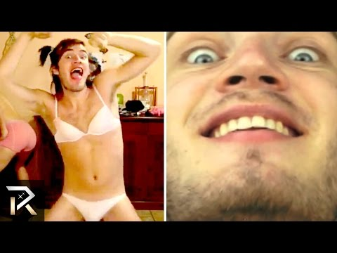 10 People Who Got Rich and Famous On Youtube!