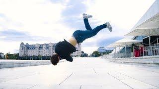 Bboy Daniel in Oslo, Norway // .stance