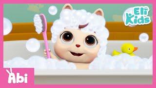 Bath Song #2 Baby Brother Version | Eli Kids Songs & Nursery Rhymes
