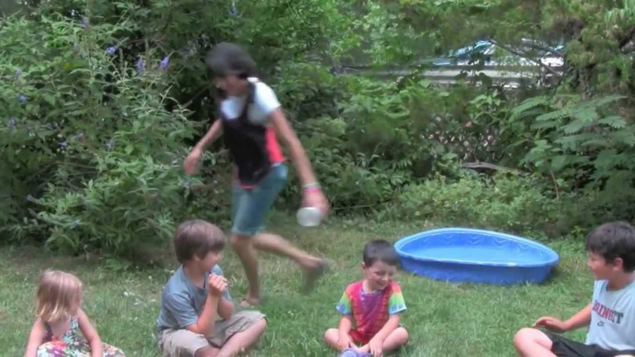 Balloon Tag: Water Games For Kids! Drip Drip Splash, Water Balloon Toss