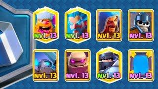 Clash Royale 💥MAZO para LIGAS💥 👊 Liga 6 Maestros III 👊