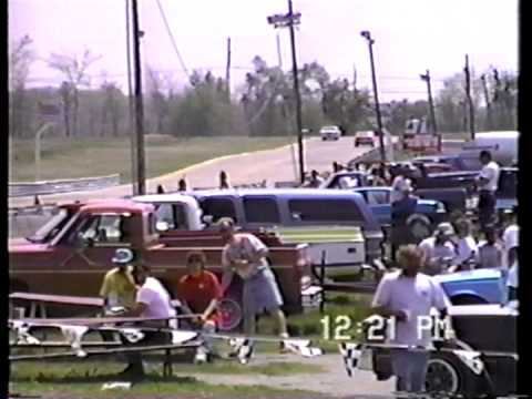 Coles County Dragway 1995