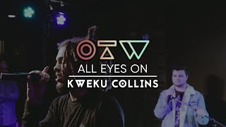 """Kweku Collins - """"Stupid Rose"""" [Live + Interview]   Ones To Watch Presents All Eyes On"""