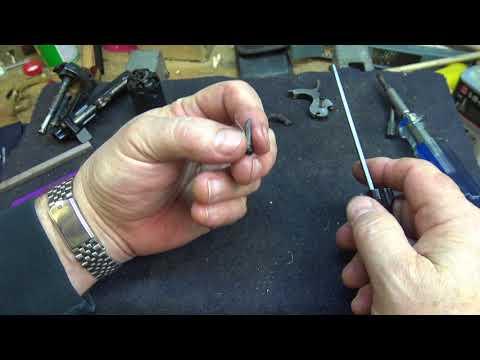 Tuning An Uberti 1849 Pocket Model Part 2