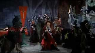 Zap the world WitchiePoo from H. R. Pufnstuf Movie