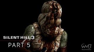 Silent hill 3 - walkthrough part 5 - missionary boss fight (hard)