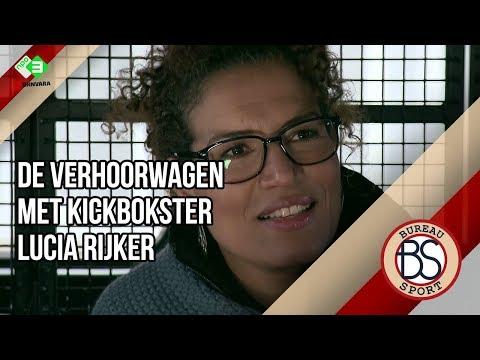 De Verhoorwagen met kickbokser Lucia Rijker en streaming