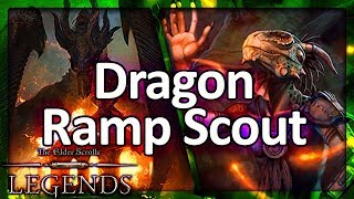 (TES: Legends) Dragon Ramp Scout Laddering - Double Odahviing