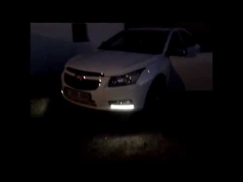 Chevrolet Cruze 1.8 AT LTZ With DRL