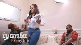 Brandi Maxiell Learns the Surprising Extent of Her Husband's Cheating | Iyanla: Fix My Life | OWN