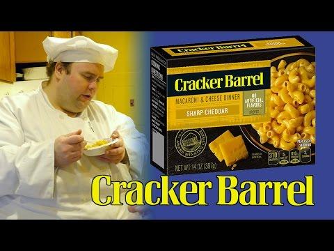 BoxMac 45: Cracker Barrel Macs - Sharp Cheddar and Havarti