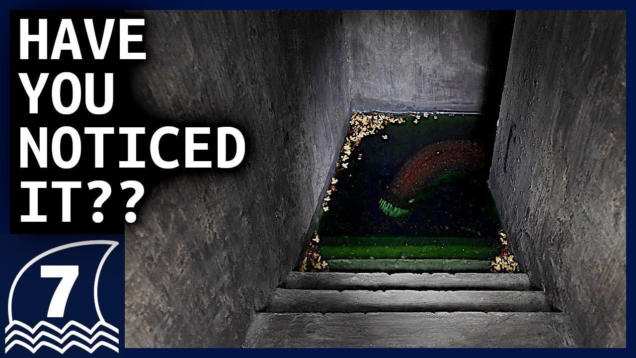 DIY. Creatures lurking in old underground passage【Diorama / Sculpture / thalassophobia】