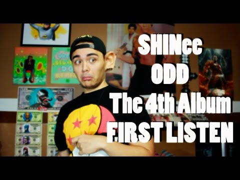 SHINee - ODD [The 4th Album] | FIRST LISTEN