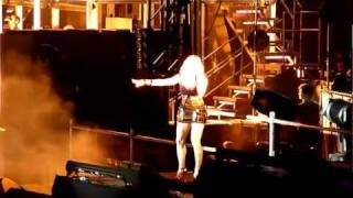 "Black Eyed Peas ""Meet Me Half Way"" Düsseldorf 28.06.2011 ESPRIT ARENA"
