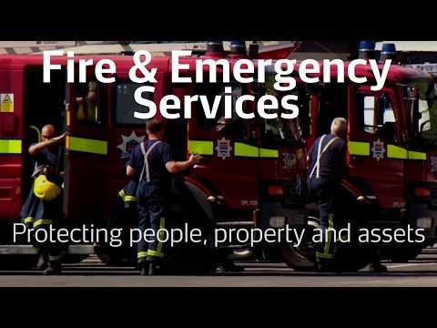 Securitas UK Fire & Emergency Specialist Services, Protecting People, Property and Assets