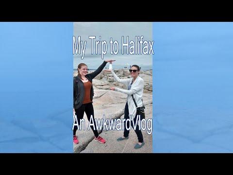 Halifax Vlog
