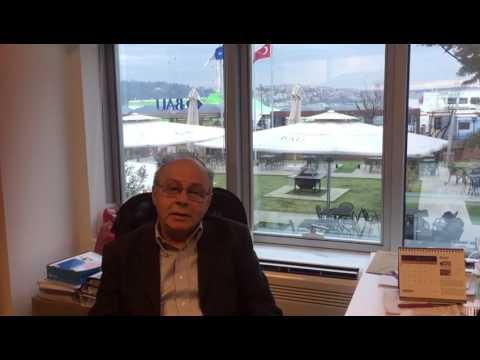 Prof. Dr. Ali Baykal #ETZ17'de!