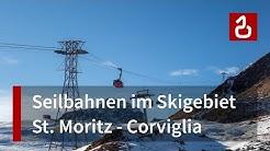Seilbahnen Engadin - St. Moritz (Corviglia)