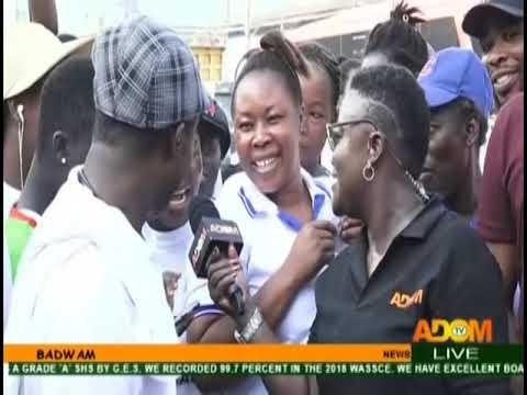 Badwam Crew In Tarkwa - Badwam on Adom TV (30-11-18)