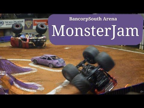 Monster Jam March 11, 2017